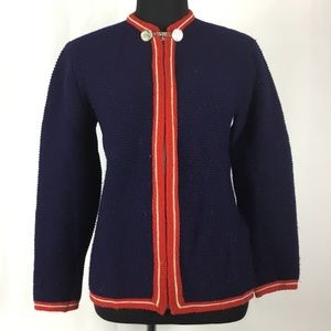 Lord and Taylor Vintage Sweater Jacket